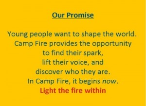 Camp Fire Promise
