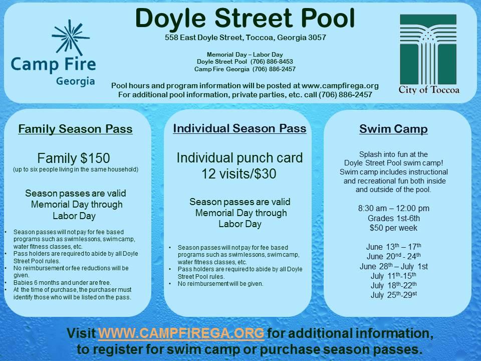 2016 Doyle Street Pool