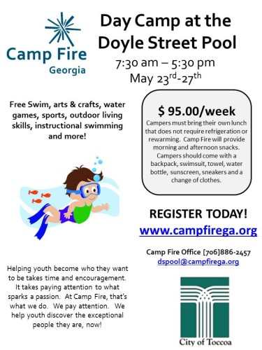 To Register For Day Camp At The Doyle Street Pool Click Here Registration